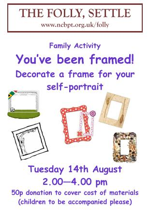 You've Been Framed!, poster  (JPG, 30Kb)
