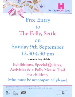 Heritage Open Days, Sun 9 Sept 2012, poster  (JPG, 19Kb)