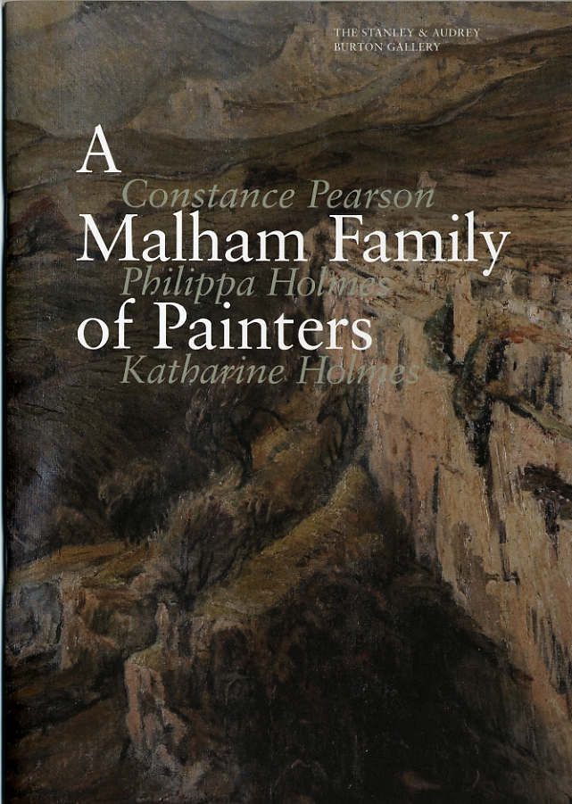 Tuesday 30 March to Tuesday 27 July 2010: A Malham Family of Painters (JPG, 468Kb)