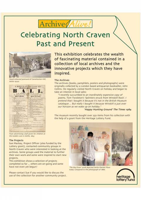 Celebrating North Craven Past and Present (2) (56Kb)