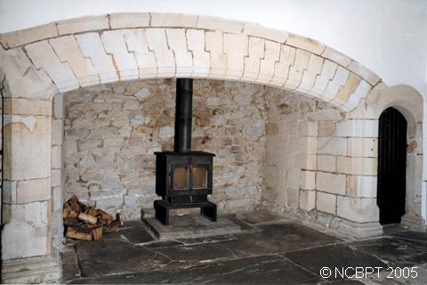 Image of fireplace (26Kb)